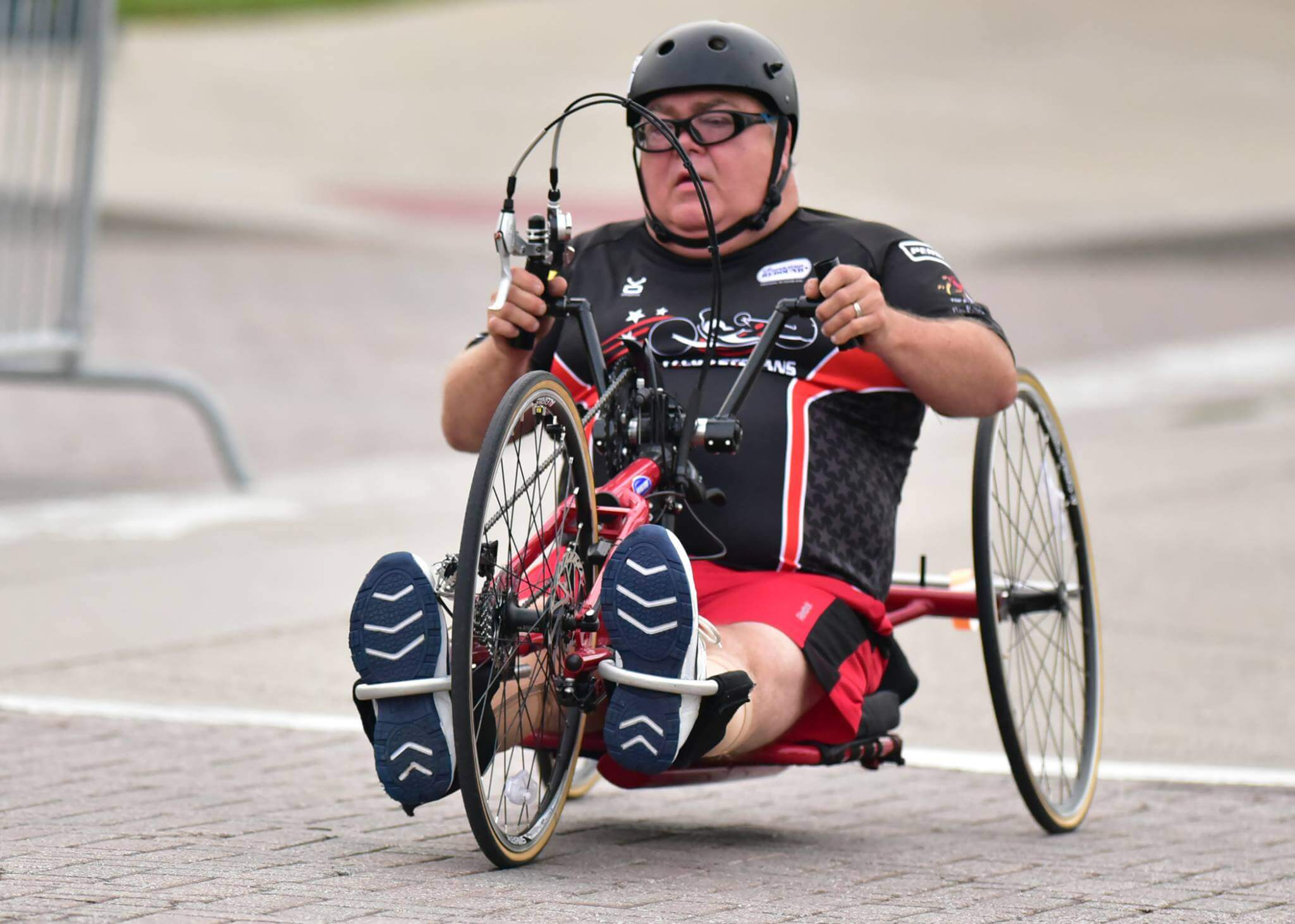 Hand cycle Curtis Fatyol